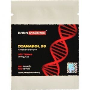Buy Dianabol 20mg 1 pack  (100 tabs (20mg)) at a democratic price in UK